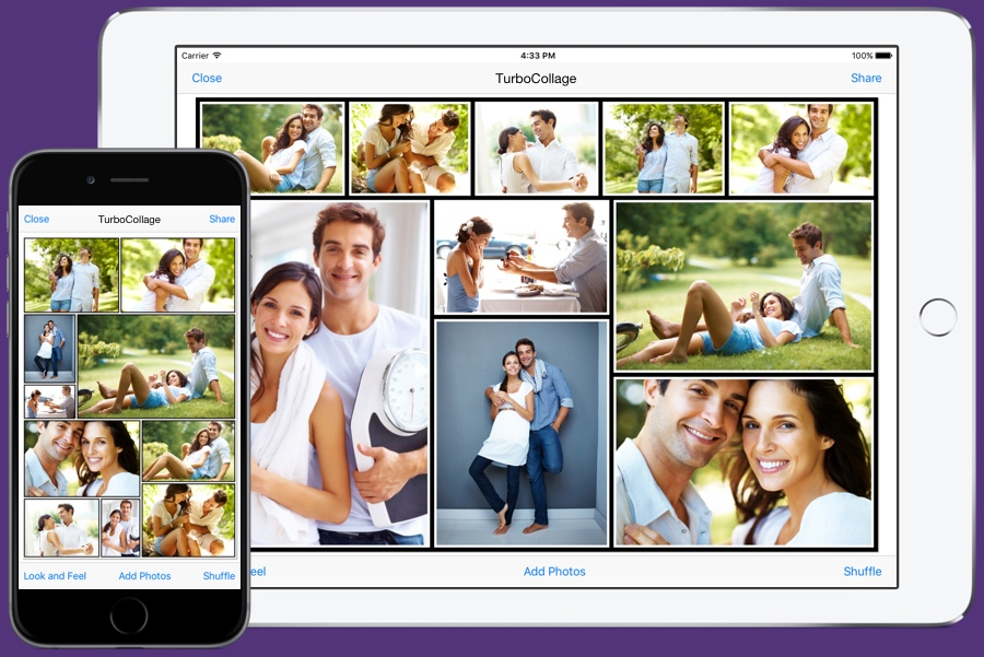 best photo collage maker app for iphone ipad and android